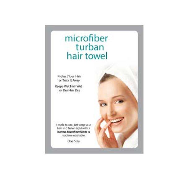 Microfiber Hair Towel Reviews: Absorbant Microfiber Hair Turbon